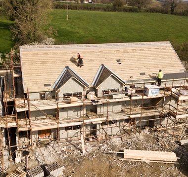 Huis zelf bouwen