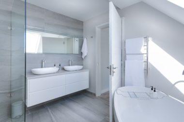 Nieuwe betonlook voor in jouw badkamer